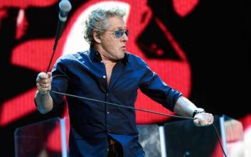 Ρότζερ Ντάλτρι των The Who σε φαν που κάπνιζαν μαριχουάνα: Να πάτε να γαμ@@ε