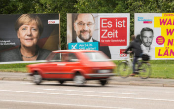 Αποτελέσματα ευρωεκλογών 2019: Σε ιστορικά χαμηλά το κόμμα της Μέρκελ