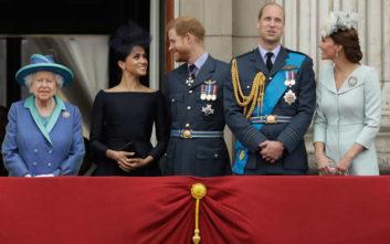Η βασίλισσα Ελισάβετ θα δει το μωρό του Χάρι και της Μέγκαν στον Πύργο του Ουίνδσορ