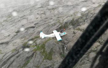 Ψάχνουν τα αίτια της συντριβής υδροπλάνων στον αέρα στην Αλάσκα