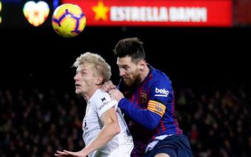 Κύπελλο Ισπανίας: Το αήττητο της Βαλένθια και η «απάντηση» του Μέσι