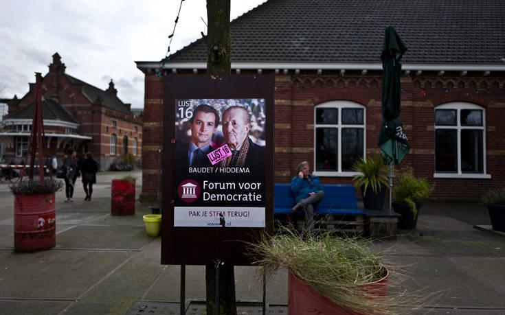 Ευρωεκλογές 2019: Ποιος είναι ο 36χρονος ευρωσκεπτικιστής που αναμένεται να βγει πρώτος στην Ολλανδία