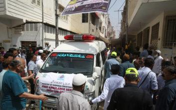 Κατολίσθηση σε λατομείο στο Πακιστάν, 17 νεκροί και 11 αγνοούμενοι