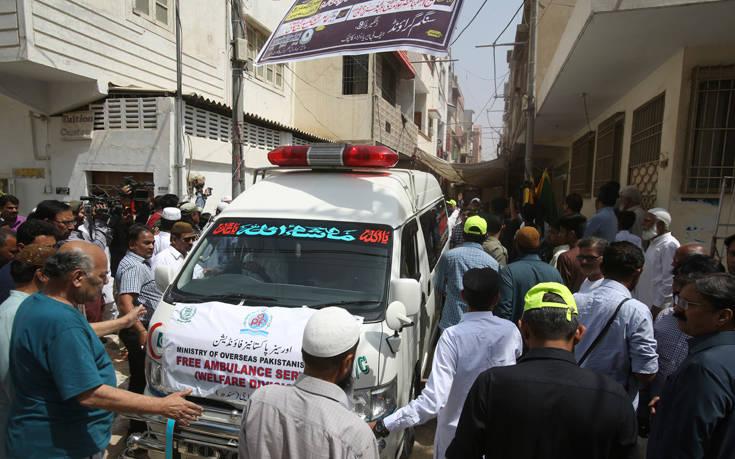 Επιδρομή ενόπλων σε πολυτελές ξενοδοχείο στο Πακιστάν
