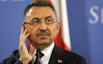 Τούρκος αντιπρόεδρος για Anadolu: Πιο αποφασισμένοι μετά την ισραηλινή επίθεση
