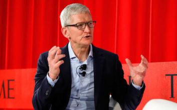 Να τι κάνει το αφεντικό της Apple για να μην εφησυχάζουν τα στελέχη του