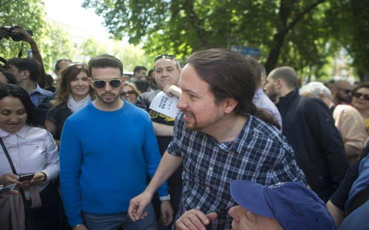 Ευρωεκλογές 2019: Η σιωπή του Ιγκλέσιας για την κατάρρευση των Podemos