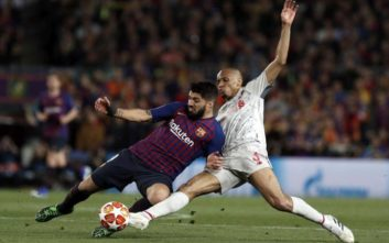 Champions League: Να σφραγίσει το εισιτήριο θέλει η Μπαρτσελόνα, τη μεγάλη ανατροπή ψάχνει η Λίβερπουλ