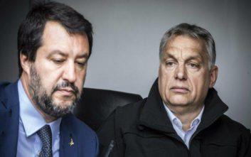Σαλβίνι: Αν η Αριστερά κερδίσει, η Ευρώπη θα γίνει ισλαμικό χαλιφάτο