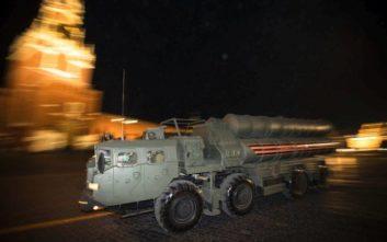 S-400: Τούρκοι στρατιωτικοί έφτασαν στη Ρωσία για να εκπαιδευτούν