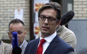 Ο εκλεκτός του Ζάεφ κέρδισε τις προεδρικές εκλογές στα Σκόπια