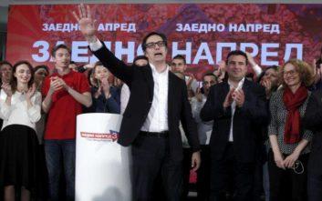 Στέβο Πενταρόφσκι: Διασφαλισμένη η Συμφωνία των Πρεσπών με κάθε κυβέρνηση