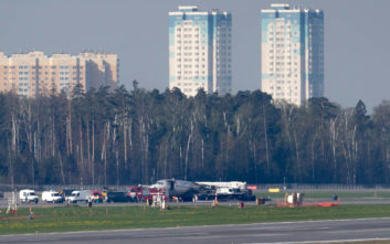 Ρωσία: Ο κεραυνός, οι πλήρεις δεξαμενές καυσίμων και μια αναγκαστική προσγείωση