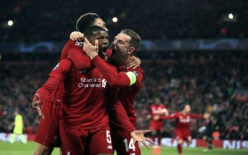 Η τεράστια Λίβερπουλ ταπείνωσε την Μπάρτσα και πήγε στον τελικό του Champions League