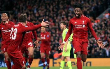 Champions League: Μετά τον Παναθηναϊκό… η Λίβερπουλ