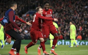 Champions League: Η μεγαλύτερη ανάσταση μετά του Λάζαρου