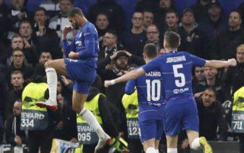 Στο τελικό του Europa League η Τσέλσι μετά από ματς θρίλερ με την Άιντραχτ