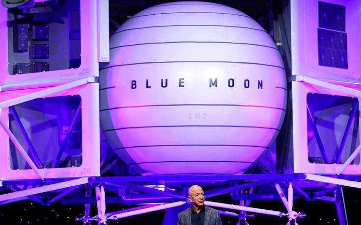 Με αυτό το όχημα θέλει να στείλει ανθρώπους στο φεγγάρι – Newsbeast
