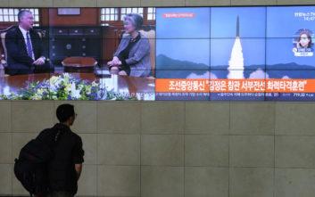 Δοκιμή όπλου μεγάλου βεληνεκούς ανακοίνωσε η Βόρεια Κορέα