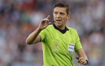 Europa League: Ο Ιταλός Ρόκι θα διευθύνει τον τελικό