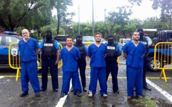 Διαδηλωτής κατά του Ορτέγα στη Νικαράγουα σκοτώθηκε μέσα στη φυλακή