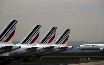 Θρίλερ με πτήση της Air France