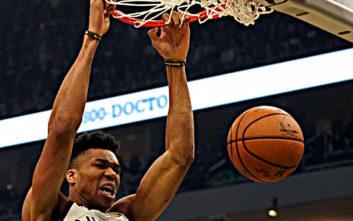 FIBA για Αντετοκούνμπο: Ανυπομονούμε να τον δούμε με την Εθνική Ελλάδος