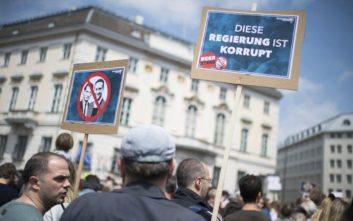 Σκάνδαλο στην Αυστρία: Σε πρόωρες εκλογές βαδίζει η χώρα