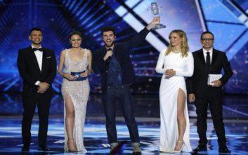 Eurovision 2019: Τι τηλεθέαση έκανε ο τελικός