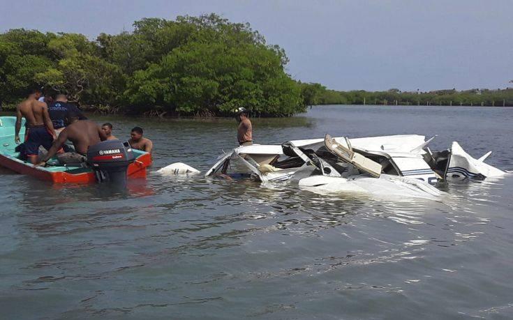 Πέντε νεκροί από συντριβή αεροσκάφους στην Ονδούρα