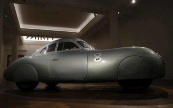 Η σπανιότερη και παλαιότερη Porsche βγαίνει σε δημοπρασία