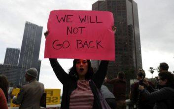 Αμερικανικοί κολοσσοί υπέρ του δικαιώματος στην άμβλωση