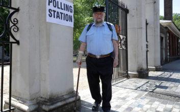 Ευρωεκλογές 2019: Ψήφισαν οι Έλληνες της Μεγάλης Βρετανίας