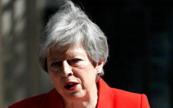 H Τερέζα Μέι θα παραμείνει βουλευτής αφού αποχωρήσει από τον πρωθυπουργικό θώκο