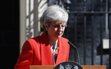 Τερέζα Μέι, η πρωθυπουργός που αντί να γραφτεί στην Ιστορία περνά στιγματισμένη στη λήθη