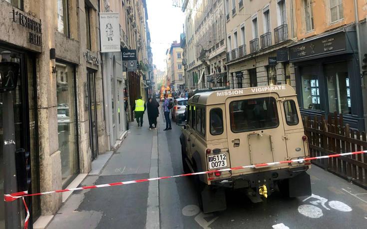 Έκρηξη στη Λυών: Στα χέρια της Αστυνομίας δύο ύποπτοι