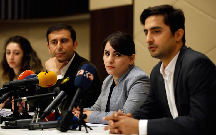 Τουρκία: Κούρδοι βουλευτές σταμάτησαν την απεργία πείνας μετά την έκκληση Οτσαλάν
