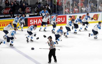 Ευρωεκλογές 2019: Κάλπη – εθνική ομάδα χόκεϊ Φινλανδίας σημειώσατε 2