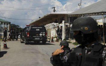 Βραζιλία: Ρεκόρ στα περιστατικά αστυνομικής βίας στο Ρίο