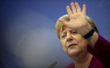 Μέρκελ: Δεν καταφέραμε να χειριστούμε ικανοποιητικά τις αντισημιτικές ενέργειες
