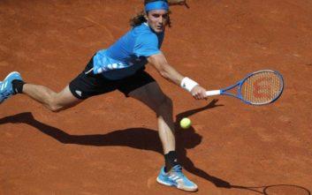 Τσιτσιπάς - Κραΐνοβιτς 3-1: Επική πρόκριση στον 4ο γύρο του Roland Garros
