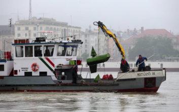 Άρχισε η έρευνα για το ναυάγιο στον Δούναβη με τους επτά νεκρούς