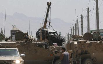 Οι Ταλιμπάν ανέλαβαν την ευθύνη για την έκρηξη στο Αφγανιστάν