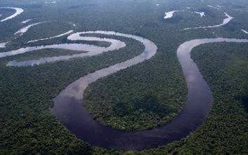 Η ανθρώπινη δραστηριότητα υποβαθμίζει το 50% των ποταμών της Γης