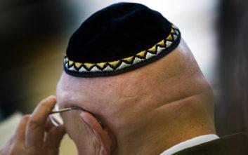 Γερμανός αξιωματούχος καλεί τους Εβραίους της χώρας να μην φορούν το κιπά