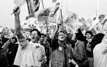 Οι δύο μεγαλειώδεις προεκλογικές συγκεντρώσεις της σύγχρονης ελληνικής πολιτικής ιστορίας