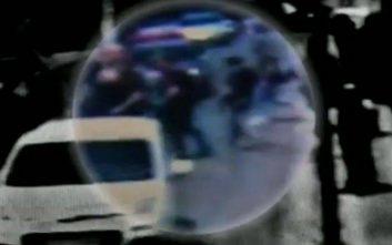 Βίντεο ντοκουμέντο από τη στιγμή της σύλληψης του δραπέτη των φυλακών Αυλώνα