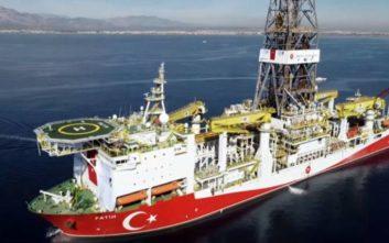 Τουρκία: Στέλνουμε το γεωτρύπανο Γιαβούζ τον Ιούλιο στην Ανατολική Μεσόγειο