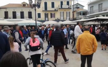 Έρευνα από την ΕΛ.ΑΣ. για τη συμπεριφορά αστυνομικών κατά την επίσκεψη Τσίπρα στη Λευκάδα