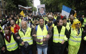 Κίτρινα γιλέκα: Μειωμένος ο αριθμός των διαδηλωτών στις σημερινές διαδηλώσεις